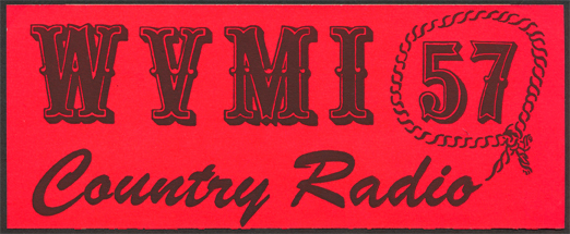 WVMI's First Bumper Sticker